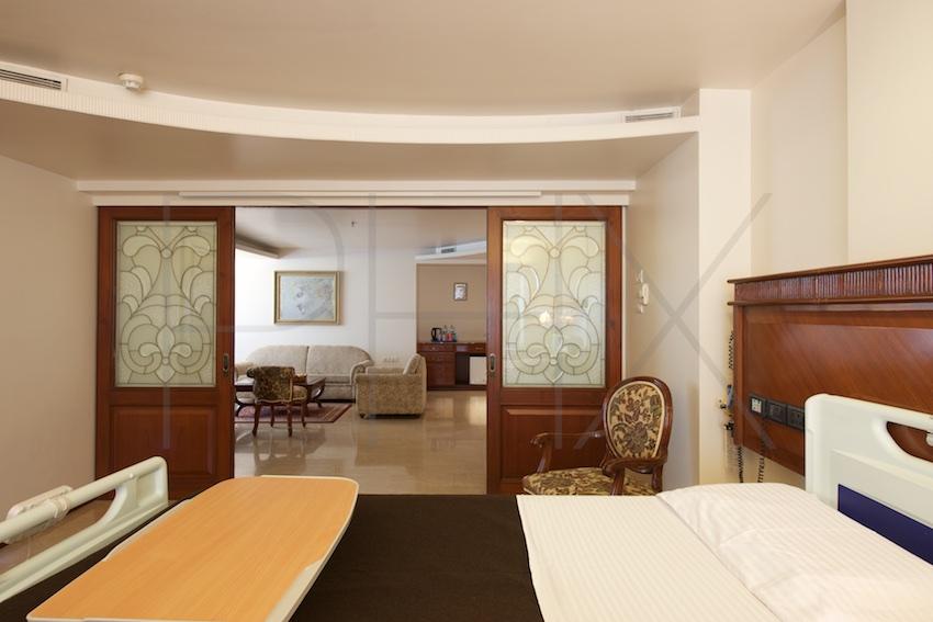 Accomodation - Suite