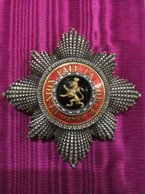 Officer of the Order of Leopold